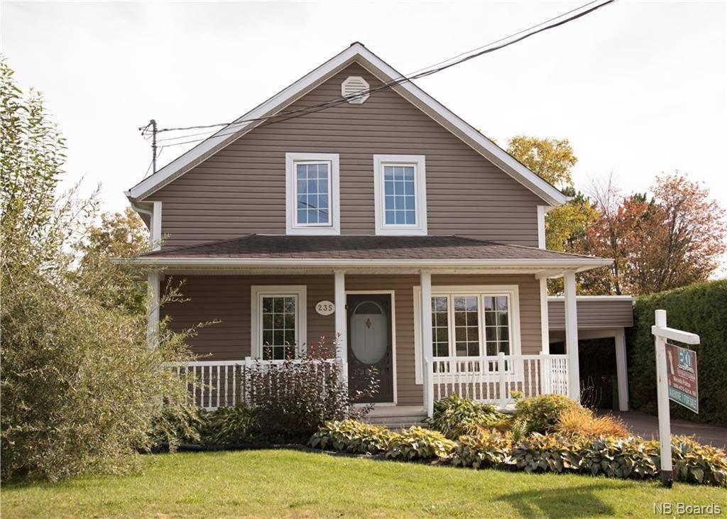 House for sale at 235 Basin St Grand Sault/grand Falls New Brunswick - MLS: NB034426