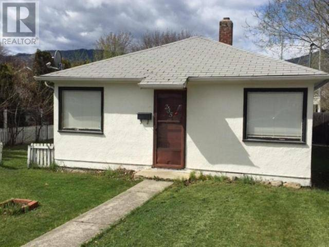 House for sale at 235 Bassett St Penticton British Columbia - MLS: 178056