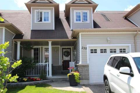 Townhouse for sale at 235 Cowling Hts Peterborough Ontario - MLS: X4821634