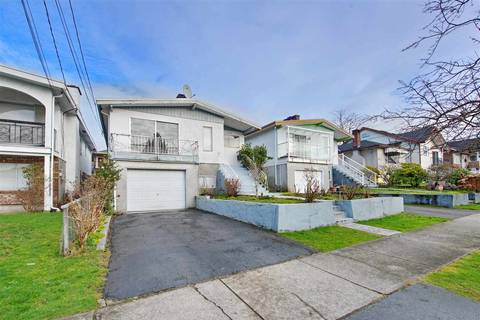 House for sale at 235 62nd Ave E Vancouver British Columbia - MLS: R2433374