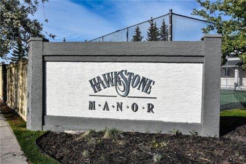 Townhouse for sale at 235 Hawkstone Manr NW Calgary Alberta - MLS: C4300218