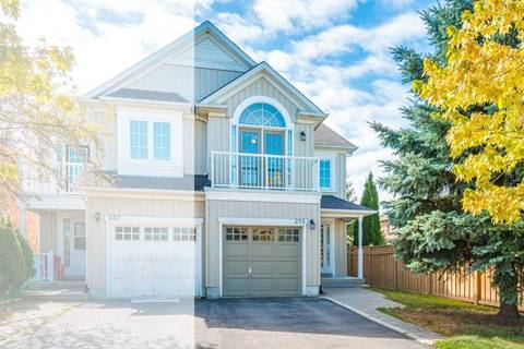 Townhouse for sale at 235 Hollandview Tr Aurora Ontario - MLS: N4582545