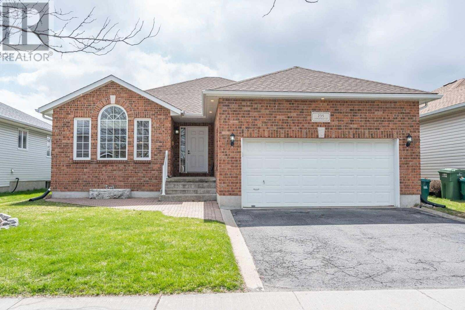 House for sale at 235 Langfield St Kingston Ontario - MLS: K20003351