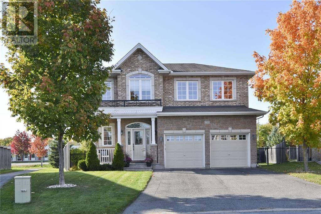 House for sale at 235 Madhu Cres Ottawa Ontario - MLS: 1171362