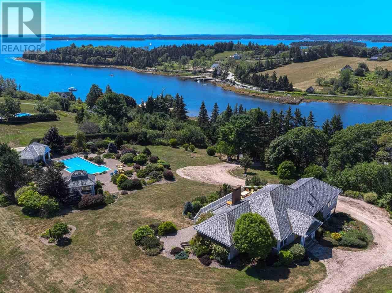 House for sale at 235 Marriott's Cove Rd E Unit 235 Marriott's Cove Nova Scotia - MLS: 201922354