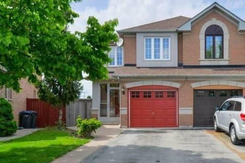 Townhouse for rent at 235 Morningmist St Brampton Ontario - MLS: W4693551