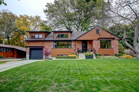 House for sale at 235 River Side Dr Oakville Ontario - MLS: W4649587