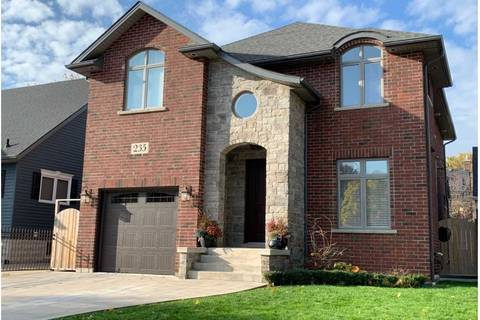 House for sale at 235 St Louis Ave Windsor Ontario - MLS: X4627990