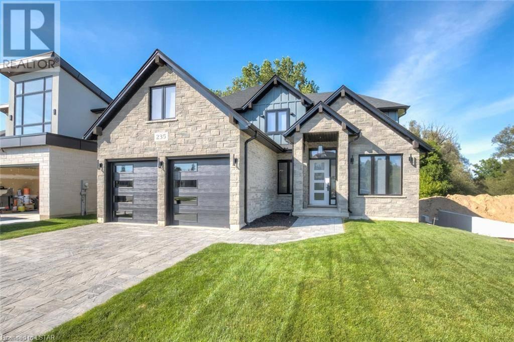 House for sale at 235 Union Ave Komoka Ontario - MLS: 223895