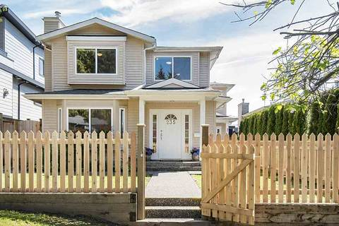 Townhouse for sale at 235 19th St W North Vancouver British Columbia - MLS: R2381469