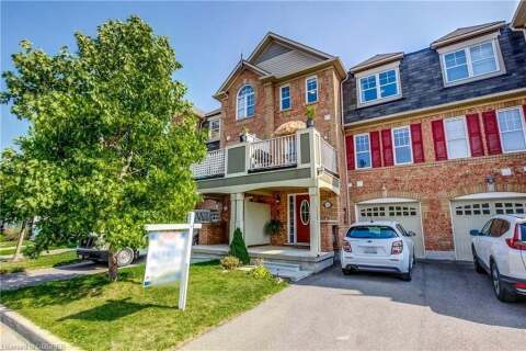 Townhouse for sale at 235 Woodley Cres Milton Ontario - MLS: 40025450