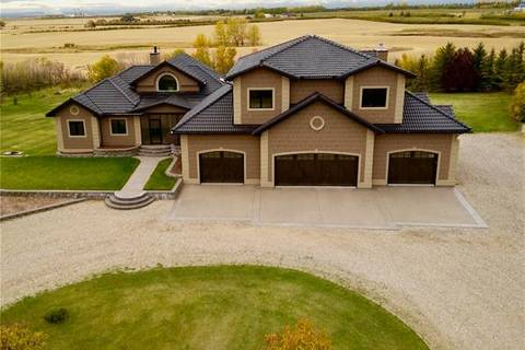 House for sale at  235097 Range Road 283  Rural Rocky View County Alberta - MLS: C4238804