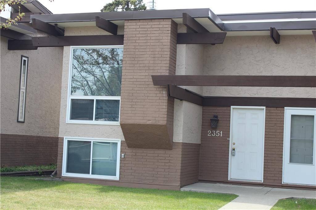 Townhouse for sale at 2351 50 St Ne Rundle, Calgary Alberta - MLS: C4165428