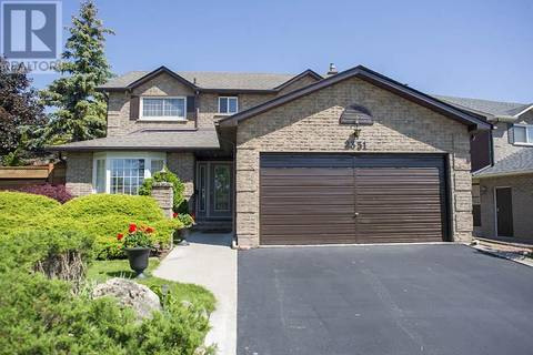 House for sale at 2351 Arnold Cres Burlington Ontario - MLS: 30743589