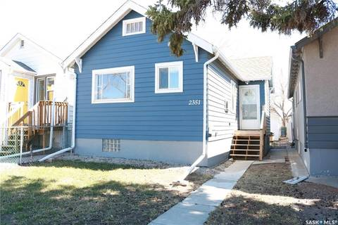 House for sale at 2351 Reynolds St Regina Saskatchewan - MLS: SK767861