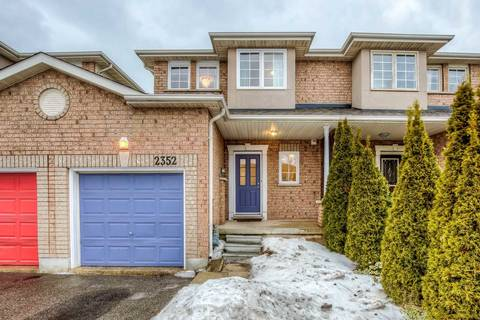 Townhouse for sale at 2352 Penrose Ln Oakville Ontario - MLS: W4420842