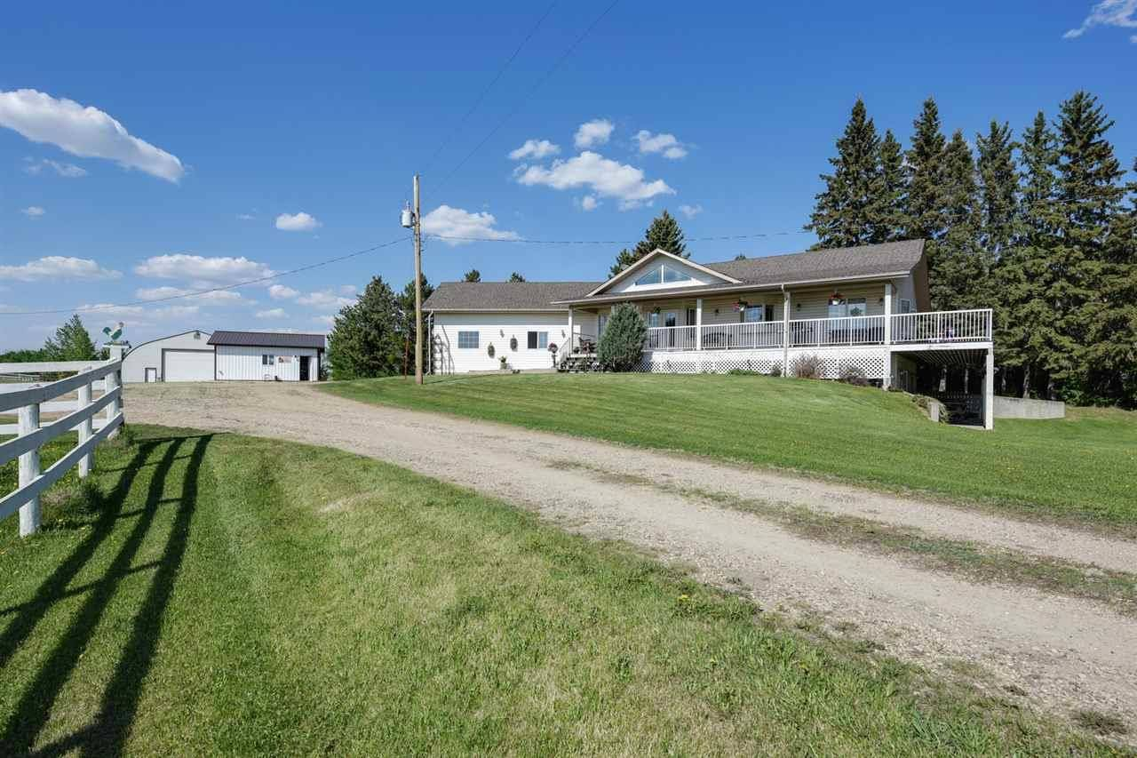 House for sale at 23524 Township Rd Rural Leduc County Alberta - MLS: E4189135