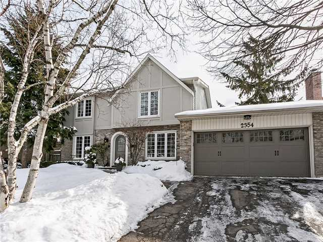 Sold: 2354 Canso Road, Oakville, ON