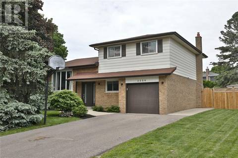 House for sale at 2354 Ventura Dr Oakville Ontario - MLS: 30745210