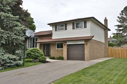 House for sale at 2354 Ventura Dr Oakville Ontario - MLS: W4489590