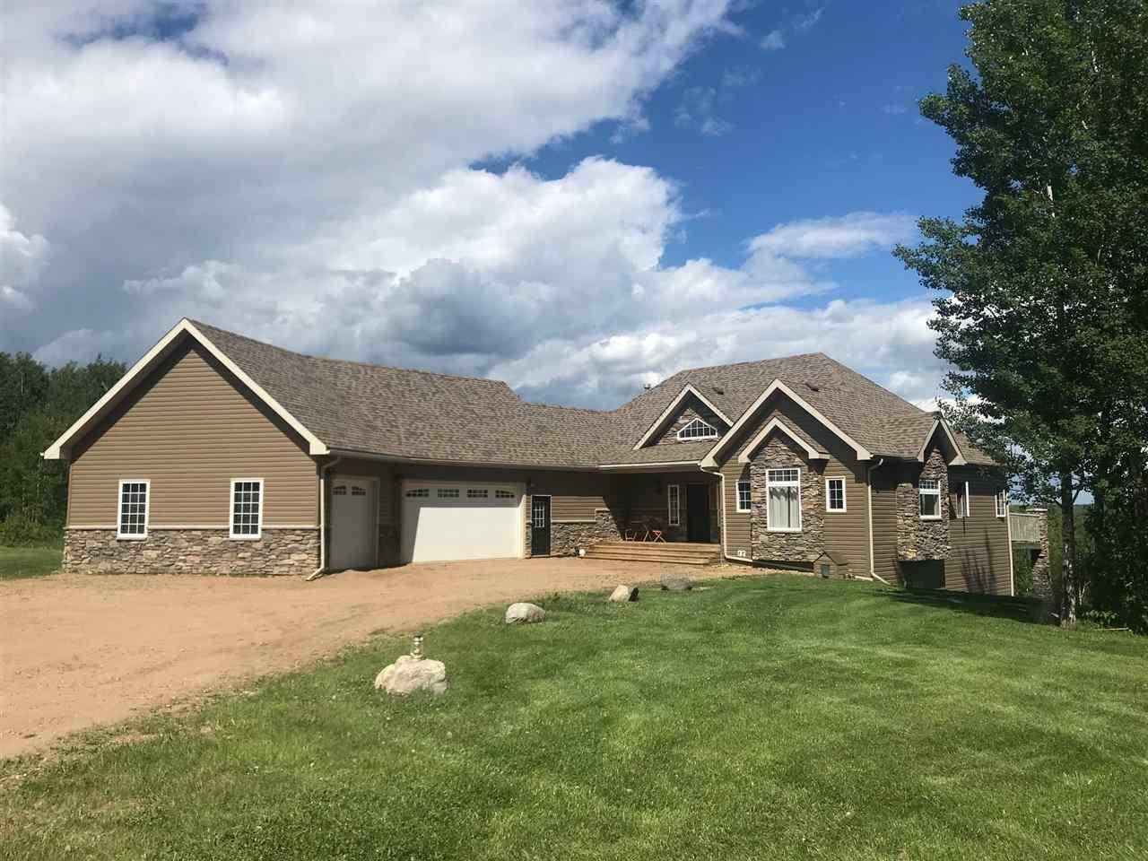 House for sale at 631023 Rr  Unit 235.5 Rural Athabasca County Alberta - MLS: E4161566