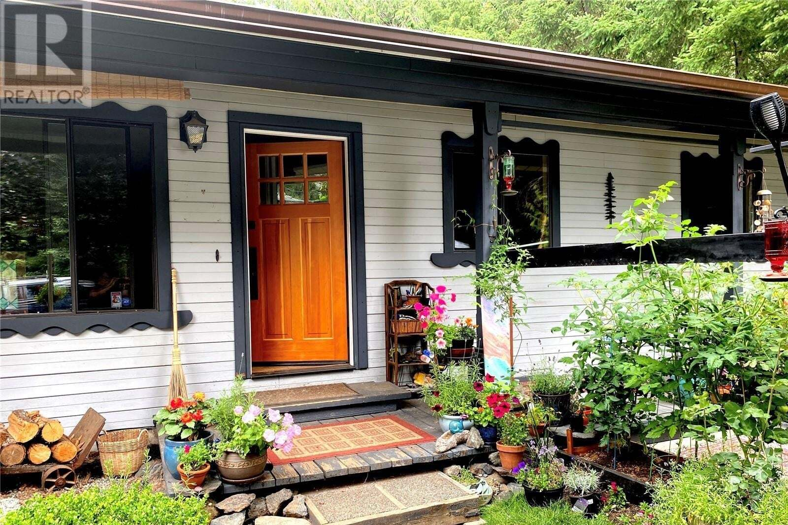 House for sale at 2355 Evergreen  Shawnigan Lake British Columbia - MLS: 850685
