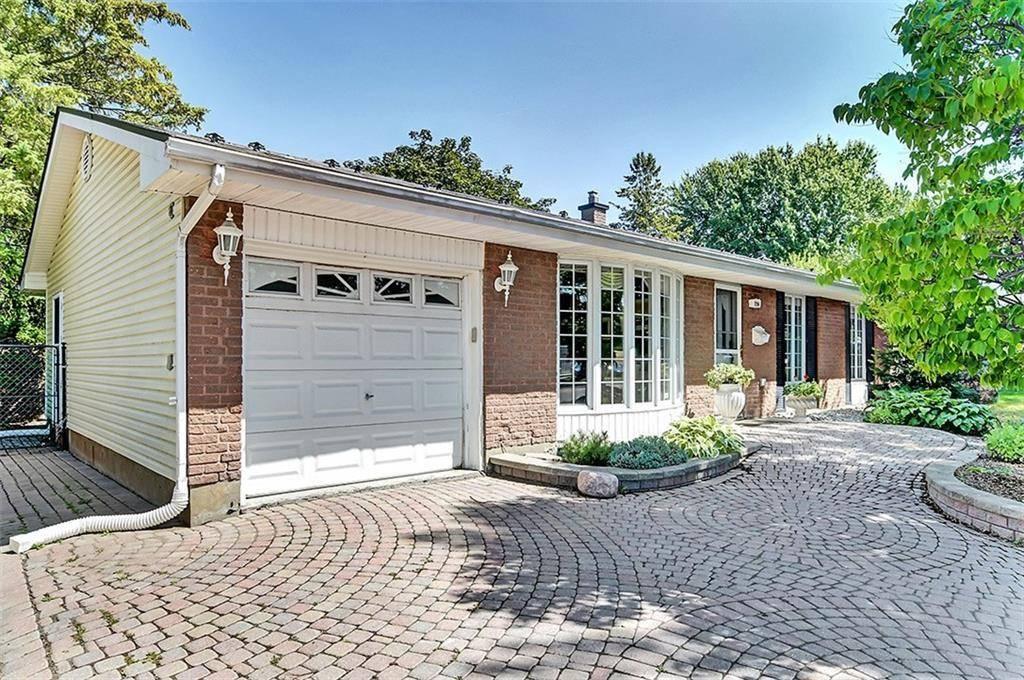 House for sale at 2356 Ogilvie Rd Ottawa Ontario - MLS: 1161953