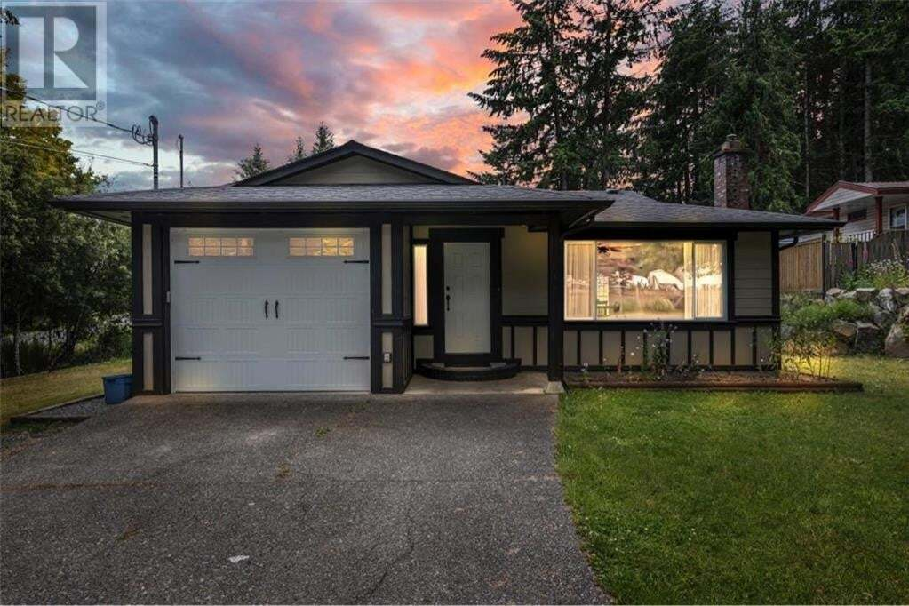 House for sale at 2356 Ravenhill Rd Shawnigan Lake British Columbia - MLS: 427560