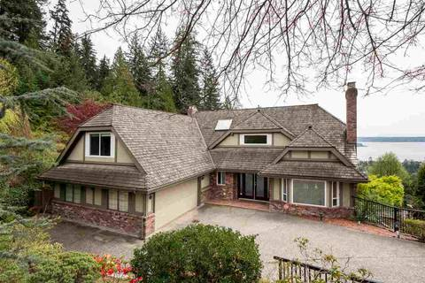 House for sale at 2356 Westhill Dr West Vancouver British Columbia - MLS: R2364899
