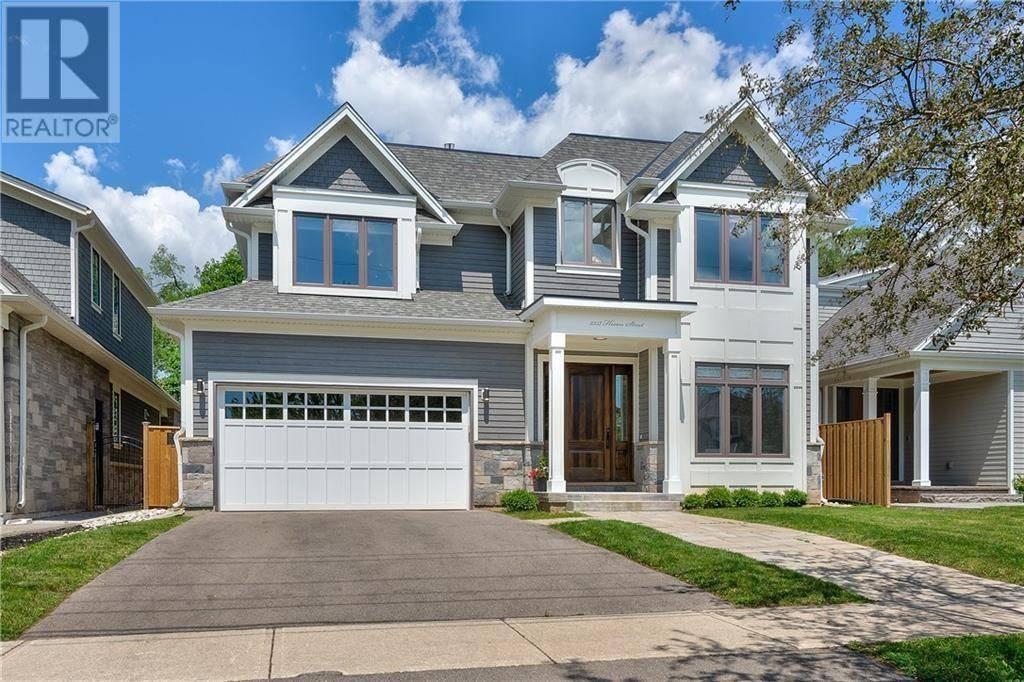 House for sale at 2357 Hixon St Oakville Ontario - MLS: 30762000