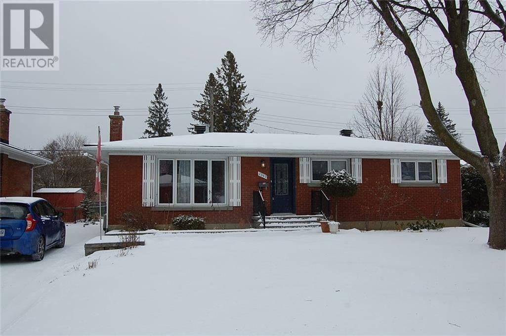 House for sale at 2357 Sheldon Ave Ottawa Ontario - MLS: 1179073