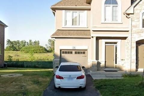 Townhouse for rent at 2358 Natasha Circ Oakville Ontario - MLS: W4694982