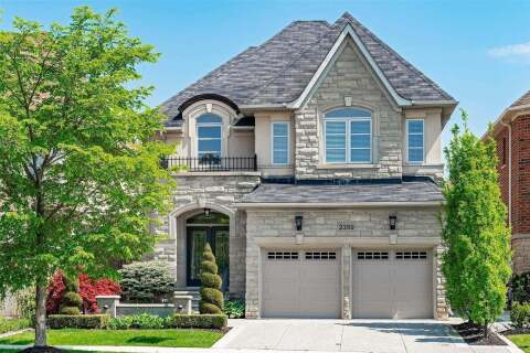House for sale at 2359 North Ridge Tr Oakville Ontario - MLS: W4746707