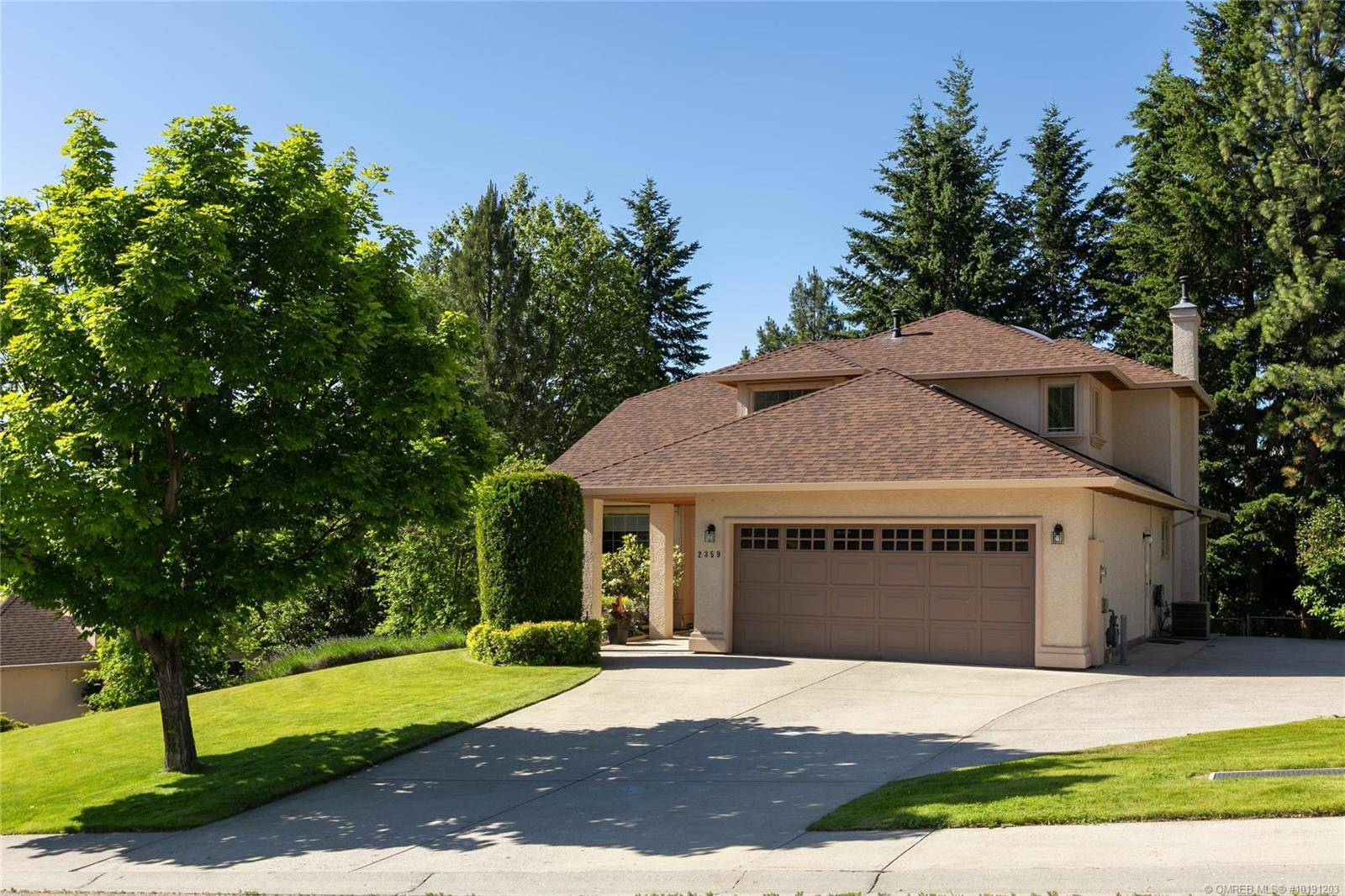 House for sale at 2359 Shannon Woods Dr West Kelowna British Columbia - MLS: 10191203