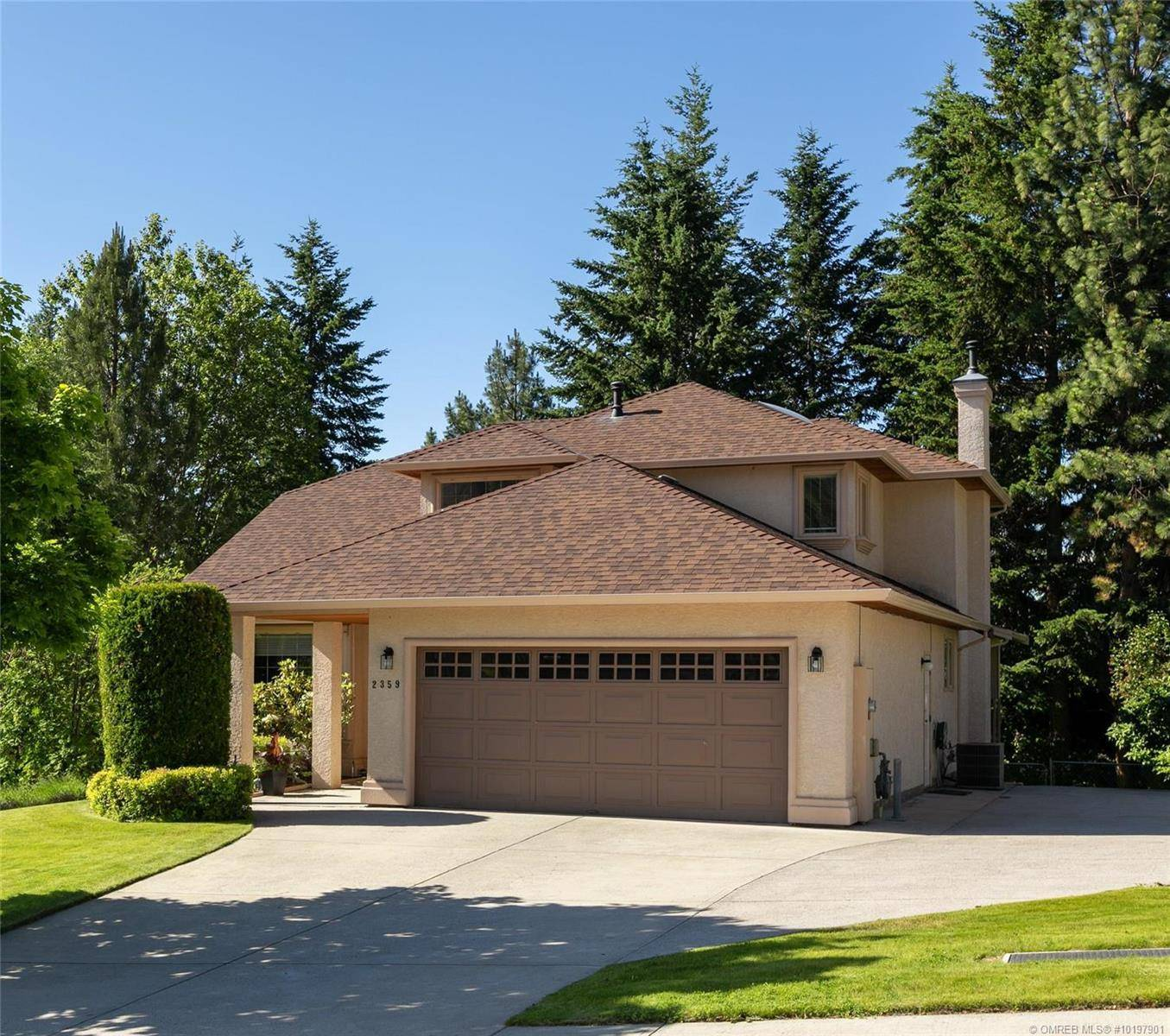 House for sale at 2359 Shannon Woods Dr West Kelowna British Columbia - MLS: 10197901