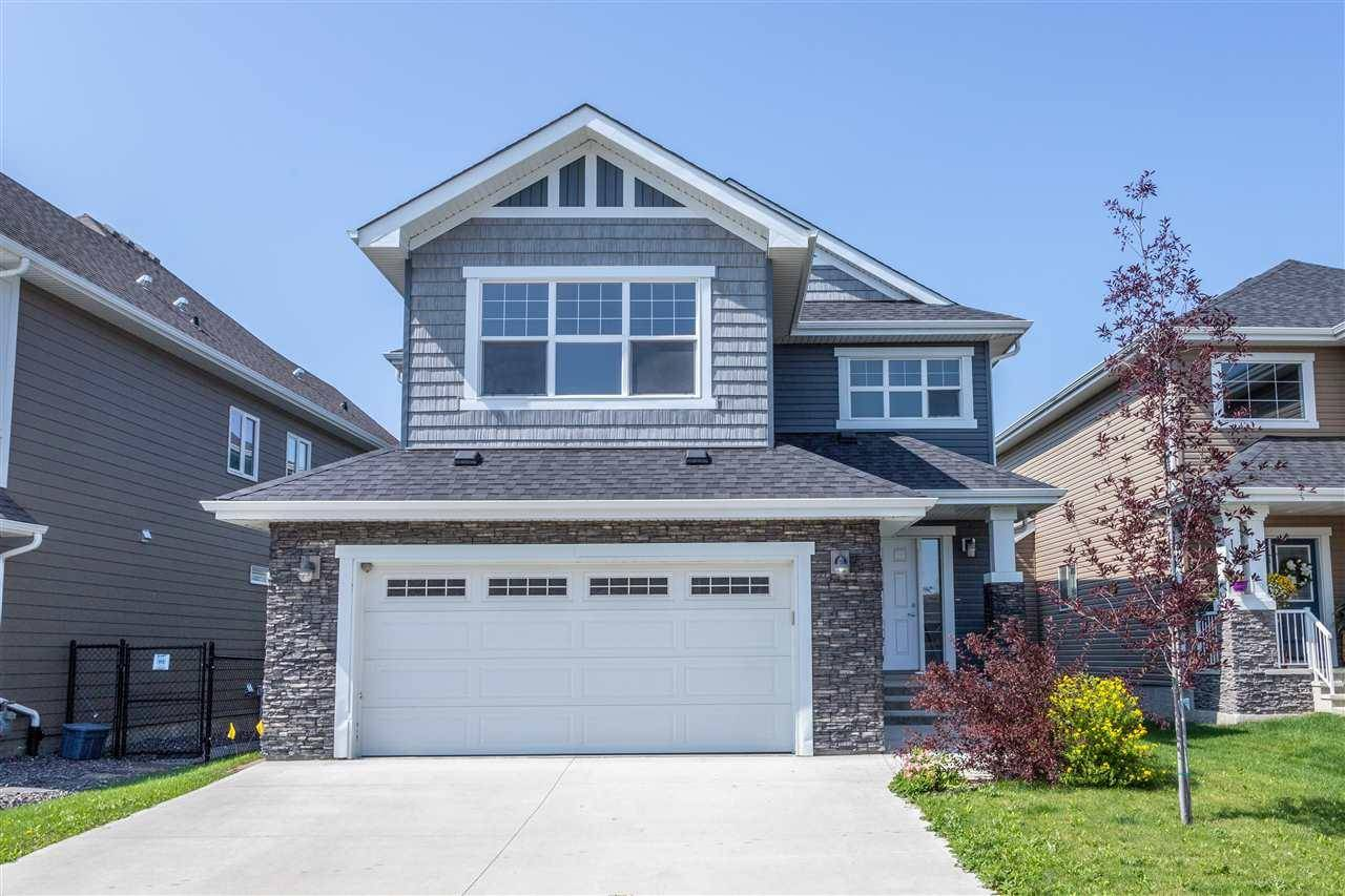 House for sale at 2359 Sparrow Cres Nw Edmonton Alberta - MLS: E4170058