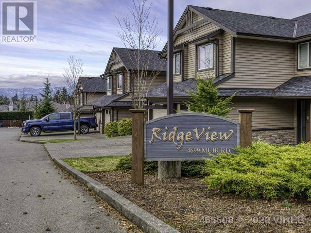 Townhouse for sale at 4699 Muir Rd Unit 236 Courtenay British Columbia - MLS: 465508