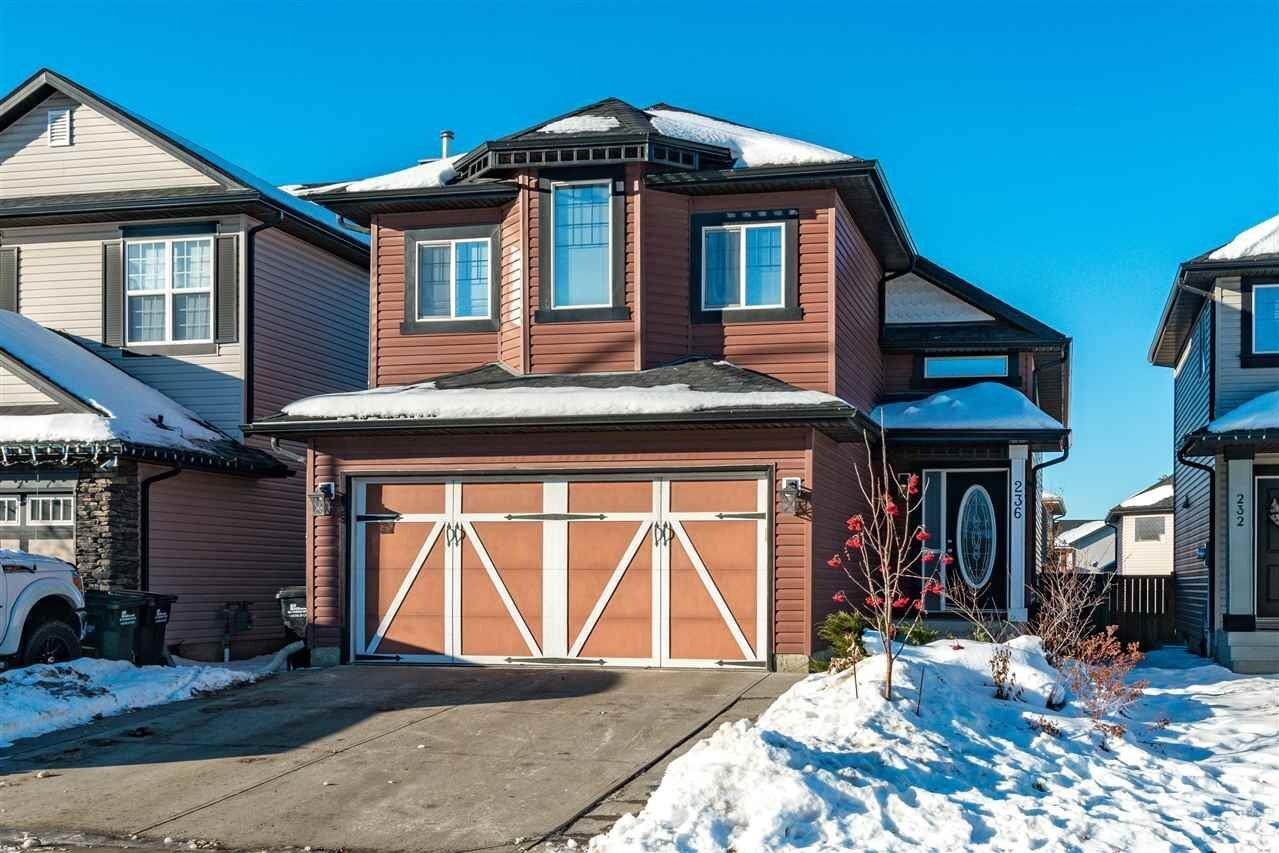 House for sale at 236 Ascott Cr Sherwood Park Alberta - MLS: E4222295