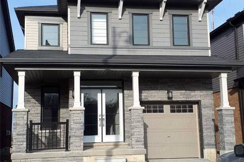 House for rent at 236 Bedrock Dr Hamilton Ontario - MLS: X4664956