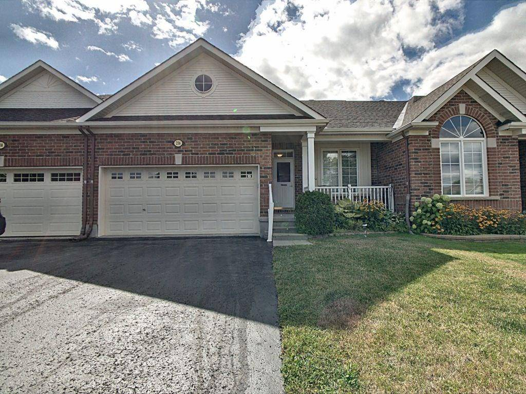 Townhouse for sale at 236 Cairnsmore Circ Ottawa Ontario - MLS: 1168684