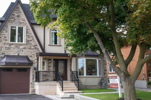 House for sale at 236 Delta St Toronto Ontario - MLS: W4387569