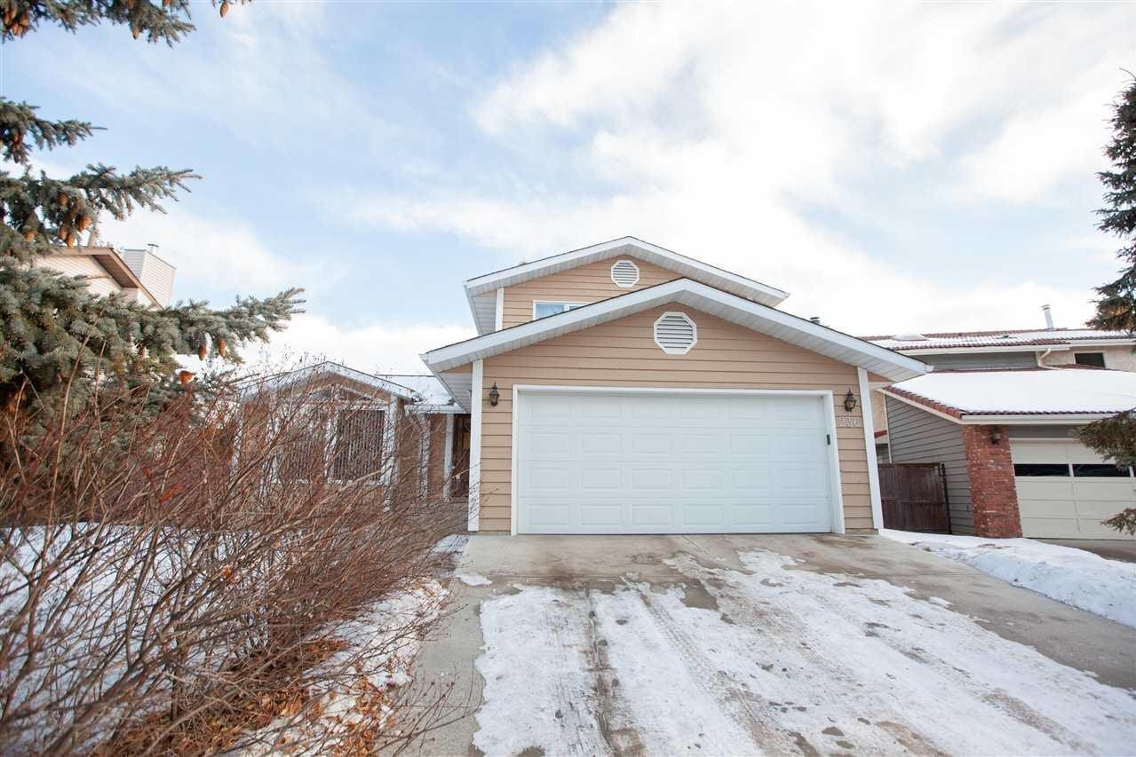 House for sale at 236 Gariepy Cr NW Edmonton Alberta - MLS: E4223992
