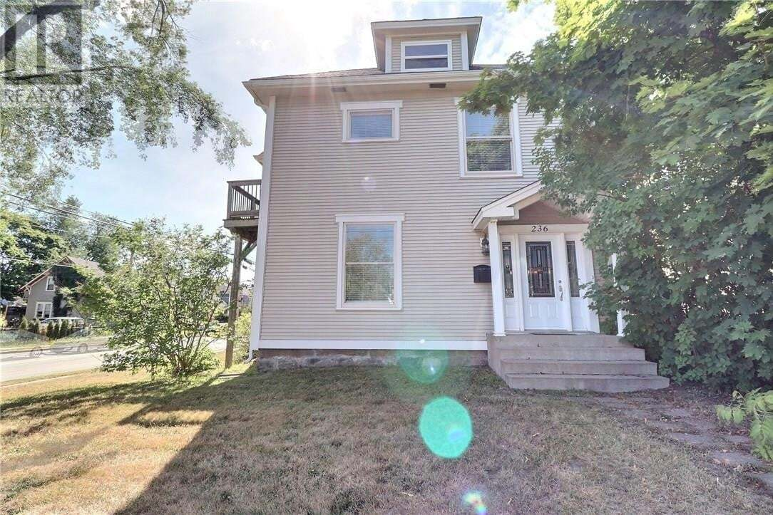 House for sale at 236 Highfield St Moncton New Brunswick - MLS: M130455