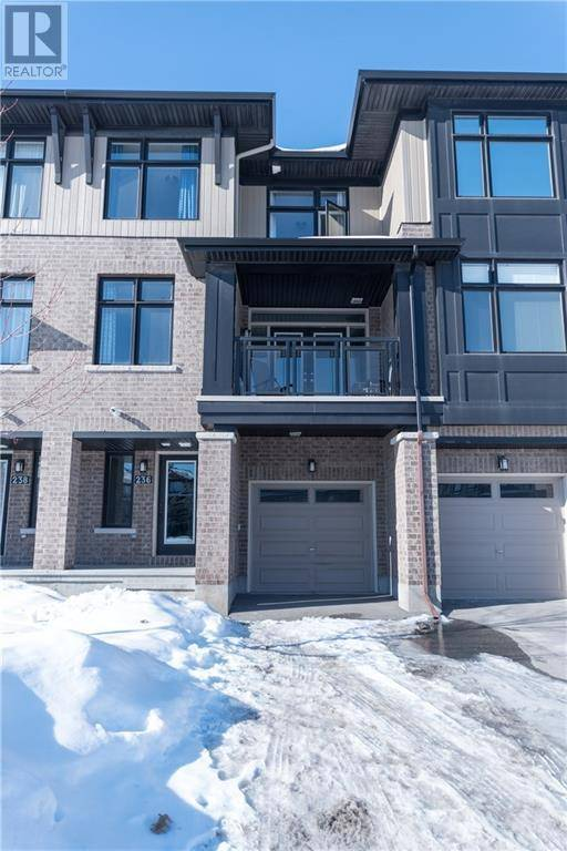 Townhouse for sale at 236 Leather Leaf Te Ottawa Ontario - MLS: 1183118