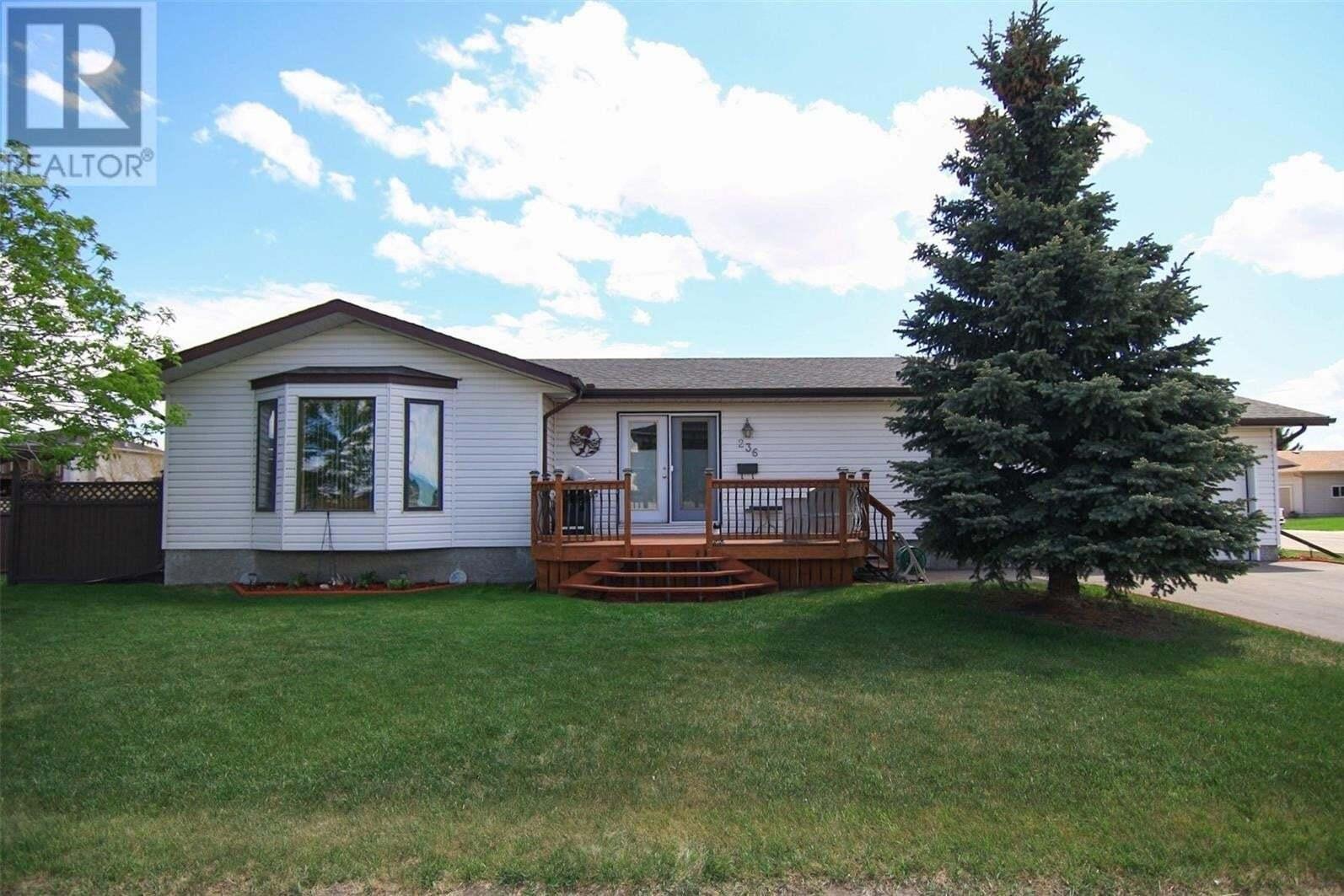 House for sale at 236 Morrison Dr Yorkton Saskatchewan - MLS: SK810438