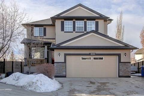 House for sale at 236 Oakmere Pl Chestermere Alberta - MLS: C4284696