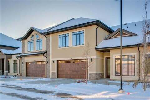 Townhouse for sale at 236 Quarry Wy Southeast Calgary Alberta - MLS: C4278025