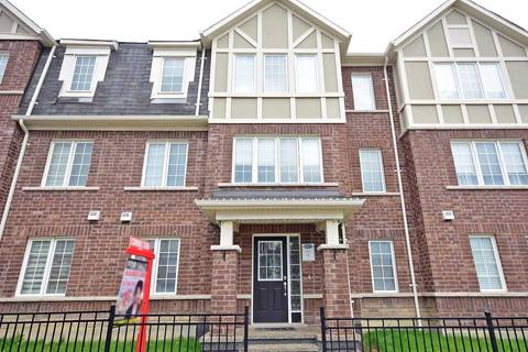 Townhouse for sale at 236 Remembrance Rd Brampton Ontario - MLS: W4452066