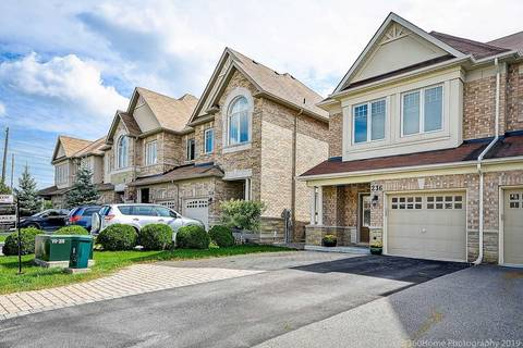 Townhouse for sale at 236 Southdown Ave Vaughan Ontario - MLS: N4591068
