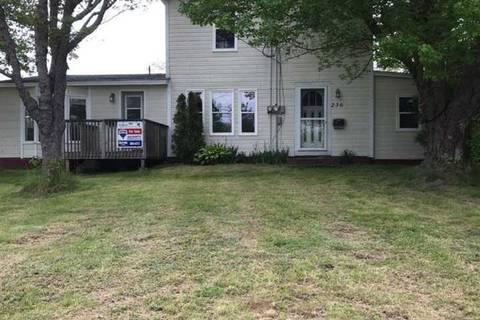 House for sale at 236 St. Phillips St Bridgewater Nova Scotia - MLS: 201914303
